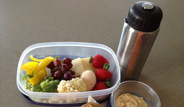 FuelIgniteThrive - Lunch Box Basics for Back to School