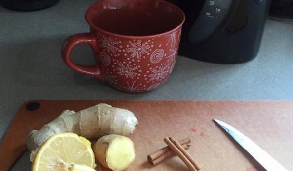 FuelIgniteThrive - Turmeric Tea Packs a Punch