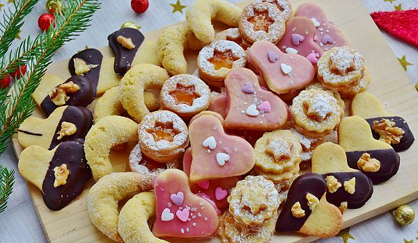FuelIgniteThrive - CHRISTMAS COOKIES ARE ESSENTIAL